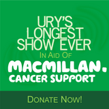 URY's Longest Show Ever: Hour 21