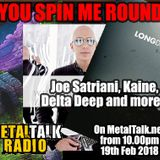 You Spin Me Round: The Album Review Show - Edition 15, Part 2: 19th Feb 2018