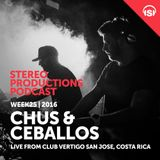 WEEK25_16 Chus & Ceballos Live from Club Vertigo San Jose, Costa Rica