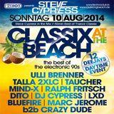 Steve Cypress @ Technoclub Classix At The Beach 10.08.14