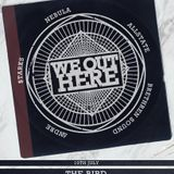 "Brethren Sound 'WE OUT HERE"" vinyl only set 10/7/13 re-recording"