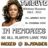 In Memories to Whitney Houston 1963 - 2012 (Mixed @ DJvADER)