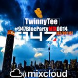 TwinnyTee - 947 Bloc Party with Mac G M!X 014 (02-09-16)