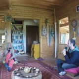 אם נרצה - ראיון עם דבורה פרלמן על תפקיד זקנת השבט
