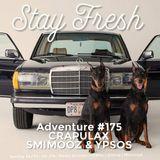 Adventure #175 Crapulax, Smimooz & Ypsos Live