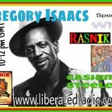 Gregory Isaacs special.. liberated radio