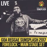 Forelock - Goa Sunsplash 2017 - Full Main Stage Set (LIVE)