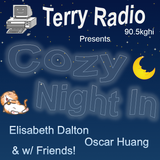 Cozy Night In w/ Elisabeth Dalton and Oscar Huang, 061417