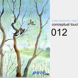Andrey Djackonda - Conceptual Touch 012 [May 2013] (guest - Major-Minor) on Pure FM