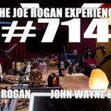 #714 - John Wayne Parr