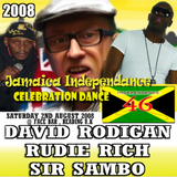 RUDIE RICH - DAVID RODIGAN - SIR SAMBO @ JAMAICA INDEPENDANCE CELBRATION 2008 (PART 1 OF 3) FACE BAR