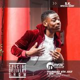 #SpecialDeliveryShow - 6th July 2017 - Special Guest @iamskmusic @seandampte
