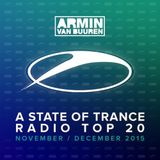 A STATE OF TRANCE RADIO TOP 20 - NOVEMBER & DECEMBER 2015 by Whitelight DJProducer (27.02.2016)