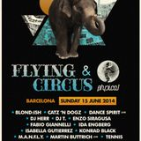 Martin Buttrich (live) - Get Physical & Flying Circus, FACT Music Pool Series (OFF Sonar Week 2014