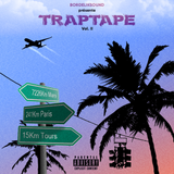 TRAPTAPE VOL2 MIAMI-PARIS-TOURS