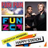 "FUN FUN ""Happy Station Mix "" 2014 feat. CHOCOLATE PUMA (Progressive Italo-Disco & Vocal House)"