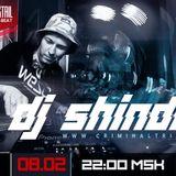 Molotov Cocktail #050 - Dj Shinder [RUS] guest mix (08.02.18 Criminal Tribe Radio)