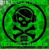 Dj Blackprint presents Everybodys dancing #1
