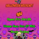 Halloween on the Rockshow pt1