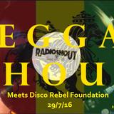 ReggaeShout: Disco Rebel Foundation Vinyl Session at RADIOSHOUT