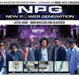 The Wayne Boucaud Radio Show Blackin3D Presents-In Conversation-Morris Hayes & Mackenzie of The NPG.