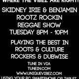 ROOTS ROCKIN RADIO SHOW 10/05/16
