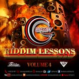 Dj Rusty G - Riddim Lessons 4 (90's Dancehall)(Mix)(March, 2016)