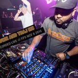 Mr. Brown with Traj MC Recorded Live @ Bassline Bar - Toronto Can Nov 8th, 2014