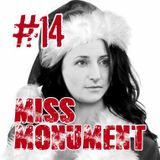 Advent Day #14 - Miss Monument - Pound It