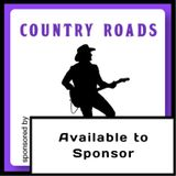 Country Roads_RedShift Radio 10/04/2014