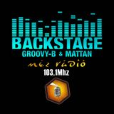 Groovy-B Backstage Mix 2012.01.05.