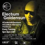 Coolectrik Session with Electum Goldensun at LocoLDN.com on 1 March 2016