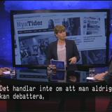 Aktuellts debattdebacle och politik-ulv i nyhetskläder