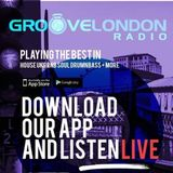 GrooveLondonradio Dl LividWorks has a speacial Guest from the Elements fam Dj Blake Mathis drop in