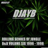 Rolling Genres of Jungle D&B Vol 6