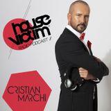 CRISTIAN MARCHI presents HOUSE VICTIM 024  [Podcast - Radio Show] December 2014 Mix