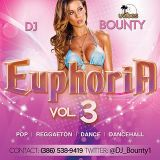 DJ Bounty - Euphoria Vol.3 (Party Mix) 2011 - iTapez.com | Jahkno.com