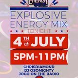 4TH OF JULY MIX 2019 ON ENERGY 953 MIX 2