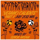 "Empresarios present ""Verano Caliente Mix Part 2"""