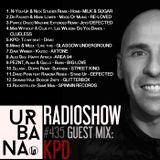 Urbana Radio show by David Penn #435::: Guest: KPD