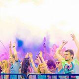 Partydul KissFM ed311 sambata - ON TOUR Holi Festival Cluj Napoca