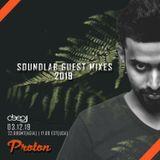 Sound lab Guest Mixes 2019 - [ DEEP-J (sl) on Proton Radio ]