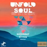 Unfold Soul with Robert Luis // May 2019