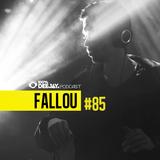 100% DJ - PODCAST - #85 - FALLOU