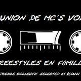 Réunion de mc's vol.5 (Freestyles en familles)