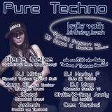 Pure Techno & Kai's 40th Bday bash - Ohtie - Riders Cafe - 11.04.2015