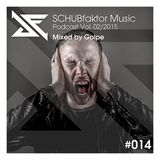 Podcast Vol. 2/2015 - Mixed by Golpe
