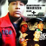 2018-10-27 Essential Flavors with Termanology, DJ M80 and Trife Diesel - Wu Tang in the structure