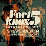 Fort Knox Fve live dj mix at Marula Café