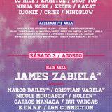 CorreiaElectronica Live @ Sound Waves Beach Party 2013 (São Pedro de Moel, Leiria)